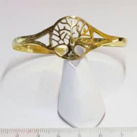Arbre de vie - Bracelet en Laiton - N°6628
