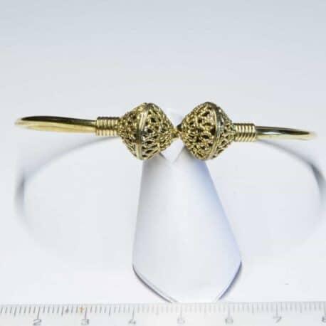 Bracelet en Laiton - Boule - N°6651