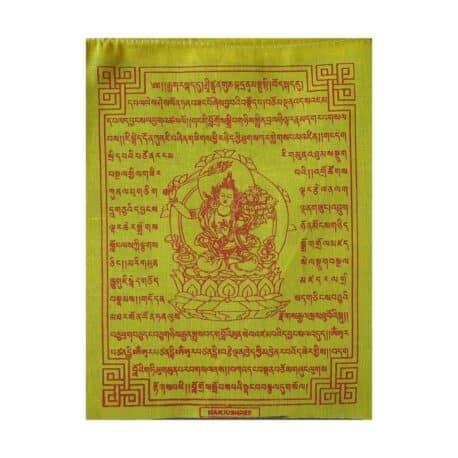 Drapeaux de prières Manjushree