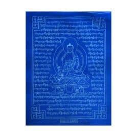 Drapeaux de prières Bouddha médecine