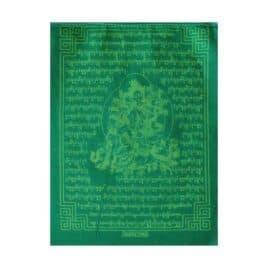 Drapeaux de prières Tara Verte