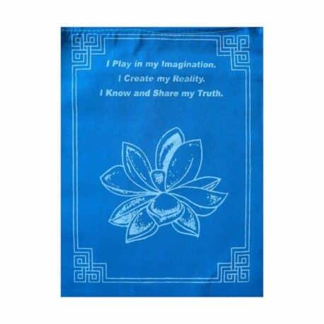 Lotus-4085-5-Bleu-Ciel-Drapeaux-de-prières