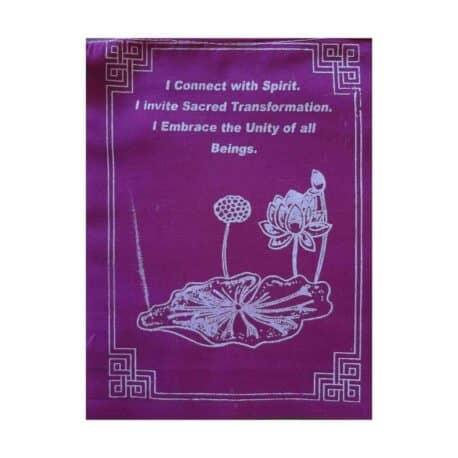 Lotus-4085-7-Violet-Drapeaux-de-prières