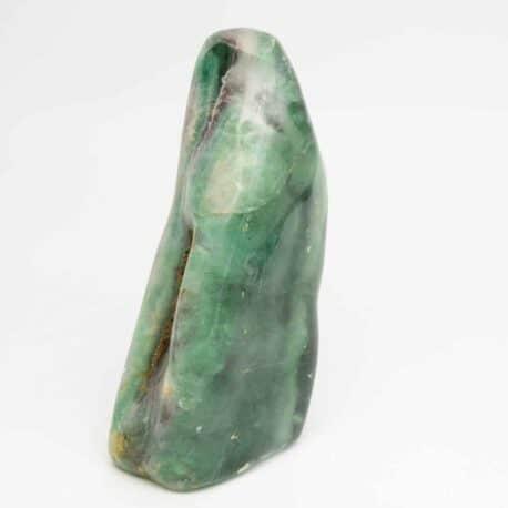 Fluorite-Verte-Menhir-N°7822.1-881gr-13,5×7,8×4,8cm-5