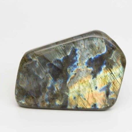 Labradorite-Menhir-N°7811..6-496gr-7,3×9,5×4,8cm-3