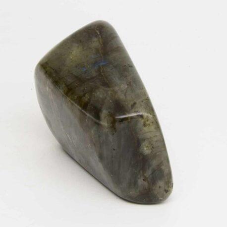 Labradorite-Menhir-N°7811..6-496gr-7,3×9,5×4,8cm-7