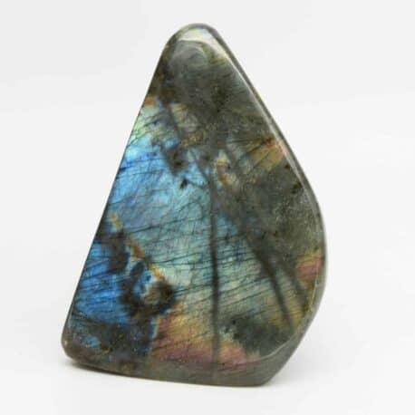 Labradorite-Menhir-N°7811.1-661gr-11,5x8x5cm-1