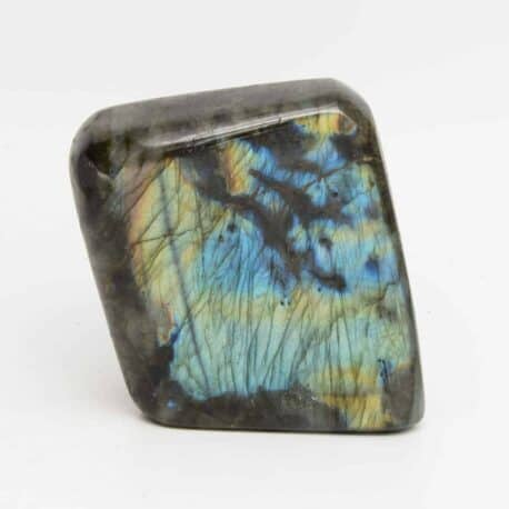 Labradorite-Menhir-N°7811.2-618gr-8,5×7,5×4,8cm-1