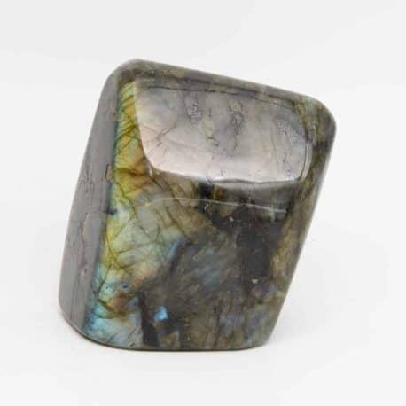 Labradorite-Menhir-N°7811.2-618gr-8,5×7,5×4,8cm-4