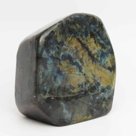 Labradorite-Menhir-N°7811.3-886gr-10×9,5×4,5cm-6