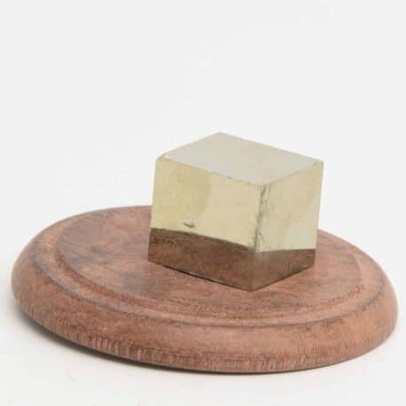 Pyrite-N°5330.1-35gr-1,9×1,9×2,1cm-1
