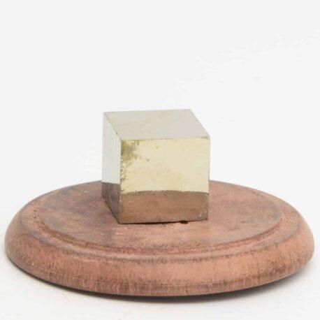 Pyrite-N°5330.1-35gr-1,9×1,9×2,1cm-3