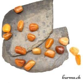 Aventurine Orange – Pierre roulée 2.5cm à 3.5cm – N°5977.1