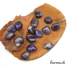 Lépidolite – Pierre roulée 2.5cm à 3cm – N°5485.1