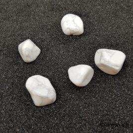 Magnésite – Pierre roulée 2.5cm à 3.5cm – N°5805.1
