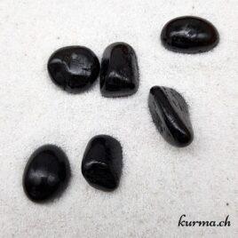 Tourmaline Noire – Pierre roulée 3.5cm à 4.5cm – N°5082.1