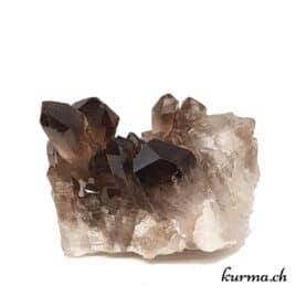 quartz fumé du brésil 72gr