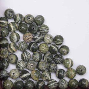 Chrysotile perles
