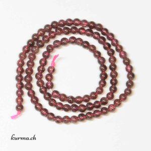 Grenat perles