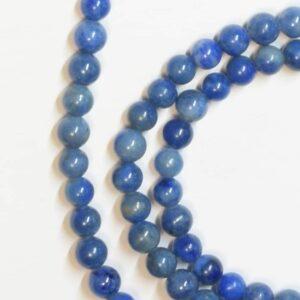 Lapis-lazuli perles