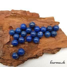 Perles en Lapis-lazuli