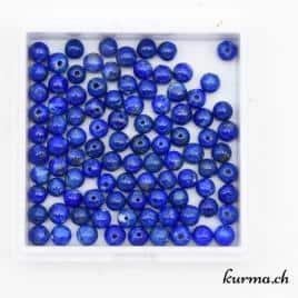 Lapis-lazuli en perles