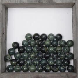 Eldarite Kambaba – Perles 8-8.5mm – N°6028