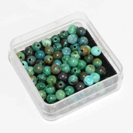 perle d'azurite