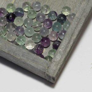 Fluorite perles