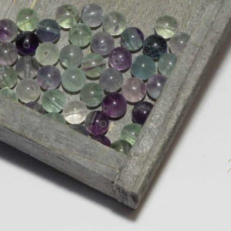 Acheter des perles de fluorite