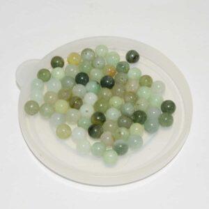 Jade perles