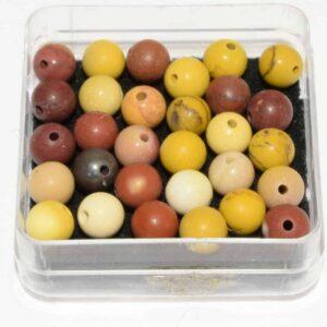 Mookaïte perles