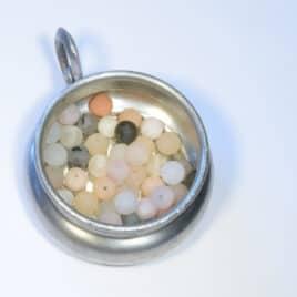 perles de Pierre de lune
