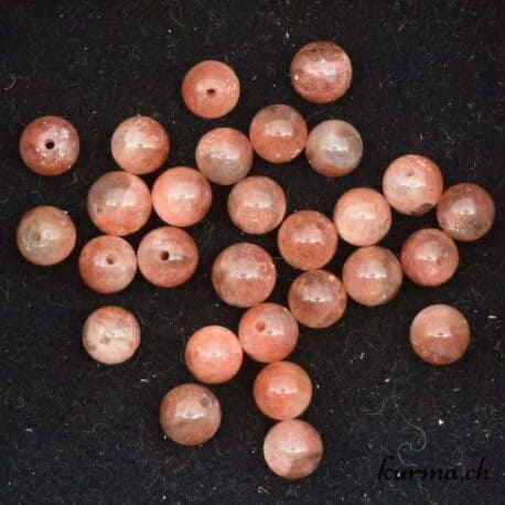 Perles en Pierre du soleil