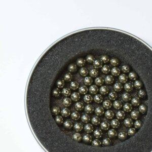 Pyrite perles
