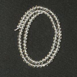 Cristal de roche – Perles 4-4.5mm – 100 pcs – N°5640