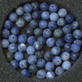 perles achat sodalite