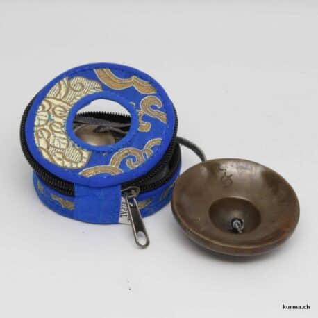Acheter ting-sha une boite bleu pour le transport