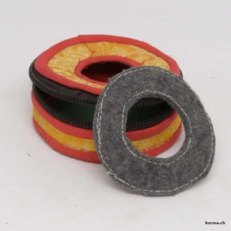 Boite ting-sha fabriquer au Népal