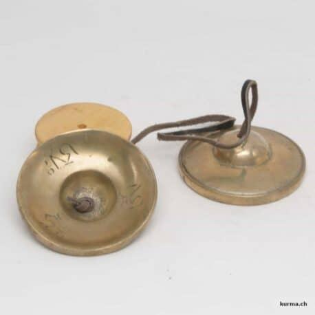 Cymbale tibétaine