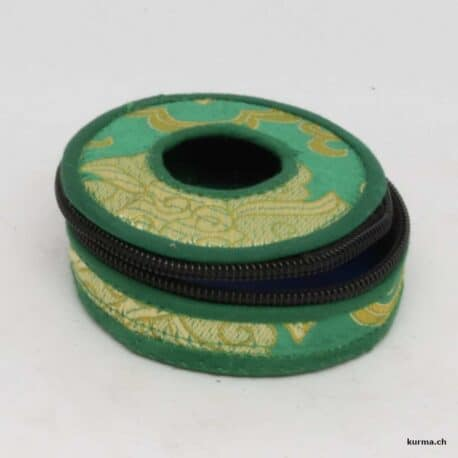 boite verte pour tingsha