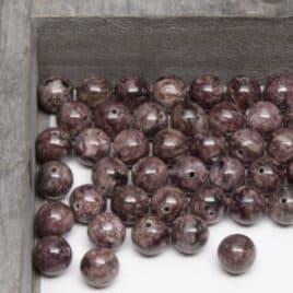 acheter perles de Charoïte