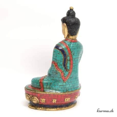 Statue de bouddha népalaise