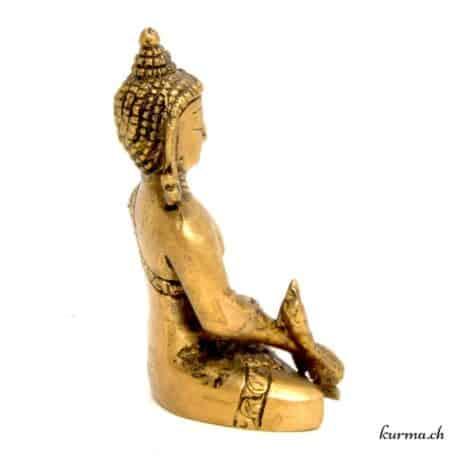 Staue de bouddha en bronze