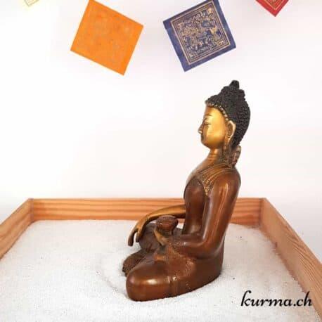 dieux et déesses bouddhistes et hindous en bronze et autres métaux