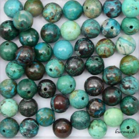 Perles Chrysocolle