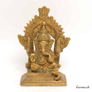 ganesh statue bronze