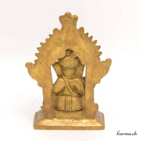 Statuette de ganesh provenant d'inde