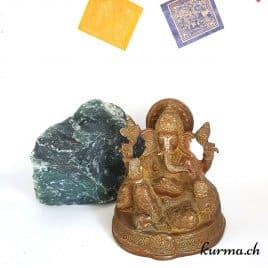 Statue de Ganesh en bronze