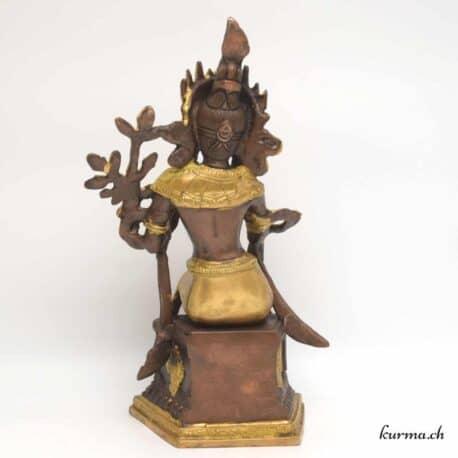 statue de tara assise